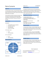 Curriculum Vitae Template Word 48 Great Curriculum Vitae Templates Examples Template Lab