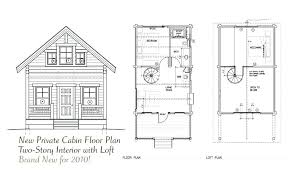 floor plans for cottages small cottage with loft plans cabin floor plan loft plans on cabin