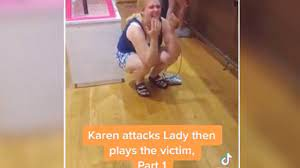 Victoria's Secret Karen' freaks out ...