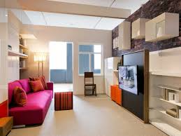 Interior Design Of NY MicroUnits Business Insider - Small new york apartments interior