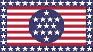 Resultado de imagen para FLAG EEUU NUMBER 13