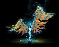 Angel Digital Art 3D #Wallpaper ...