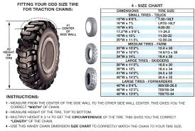 Implement Tire Size Chart Tractor Tire Size Chart