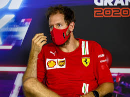 Sebastian vettel is a german racing driver, currently driving in formula one for scuderia ferrari. F1 Failure Sebastian Vettel Bids Ferrari Farewell Racing News Times Of India