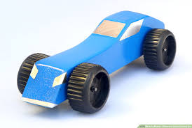 Free Easy Pinewood Derby Designs How To Make A Pinewood Derby Racing Car 9 Steps With Pictures