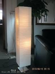 Paper Shade Floor Lamp Impressive Ikea Paper Standing Lamp Floor Lamp Ikea Floor Standing Paper Lamp
