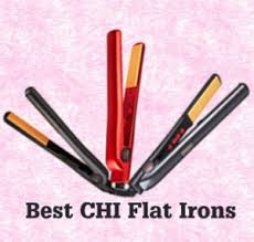 Best Chi Flat Iron Reviews To Straight All Types Of Hair 2019