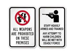 Image result for armed teachers