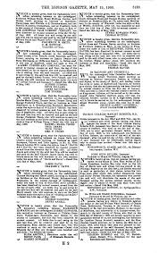 THE LONDON GAZETTE, MAY 19, 1903. 3183