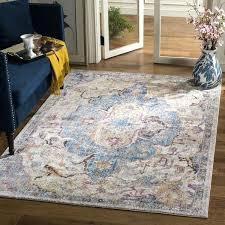 light blue and grey area rug bohemian oriental blue grey area rug crosier grey light blue