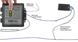 the engager hopkins wiring diagram Electric Trailer Breakaway Wiring Diagram Trailer 7 Pin Wiring Diagram with Breakaway