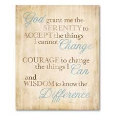 serenity prayer canvas wall art on large serenity prayer wall art with serenity prayer canvas wall art for the home pinterest