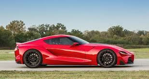 2018 Toyota Supra red color | Supras & Other Cars | Pinterest ...