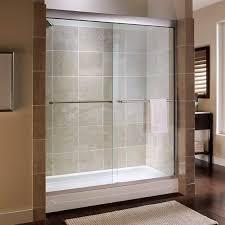 sliding shower screen for alcoves tuscany