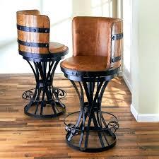 oak bar stool with back kitchen stools backs without breakfast uk oak bar stool with back