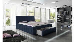 Blau Echtleder Polsterbetten Online Kaufen Möbel Suchmaschine