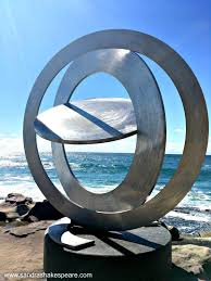 a photo essay of sculptures by the sea sandy shakes sculpture by the sea
