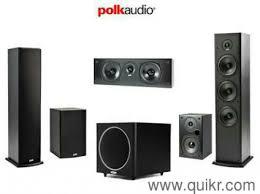 pioneer 5 1 speakers. premium polk audio fusion series 5.1 home theatre speakers with bill and warranty pioneer 5 1