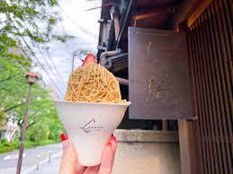 京都 沙織 モンブラン