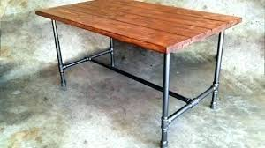 steel pipe furniture. Industrial Pipe Furniture Galvanized Best Desk Ideas On Within Plan Metal Plans Steel O