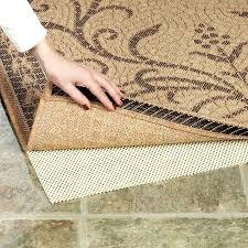 non slip rug pad medium size of area rug pads non slip rug pads for hardwood non slip rug pad