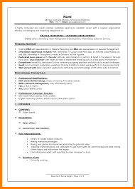 Currently Working Resume Format Free Resume Example And Writing