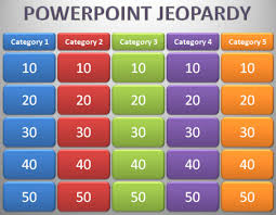 Sample Jeopardy Powerpoint Unique Download Now 44 Jeopardy Game Template Build Your Own Version