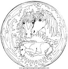 Disegni Da Colorare Mandala Con Mandala Da Stampare Animali E