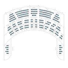 The Majestic Seating Chart Cutler Majestic Theatre Seating Chart
