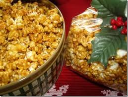 carmel corn i made this and it is soooo delicious