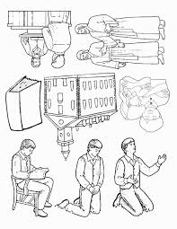 Small Picture Joseph Smith First Vision Coloring Page Coloring Pages