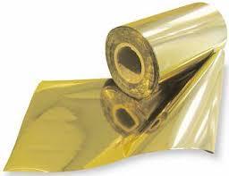<b>Фольга для горячего тиснения</b> HX507 Gold 107-1 (SP-G04) (100мм)