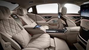 Внутри космос просто #дорогобогато mercedes maybach. All New 2021 Mercedes Maybach S Class Interior Youtube