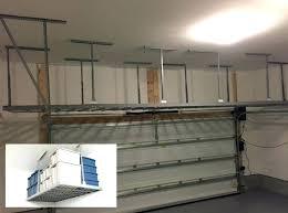garage wall mounted shelving plans shelves throughout bike rack diy