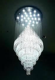 raindrop chandelier