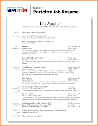 Basic Resume Sample Resume Samples For High School Students Objectives Basic Examples 54