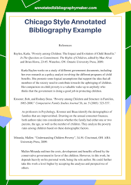 Annotated Bibliography Maker A Complete Guide To The Mla Annotated