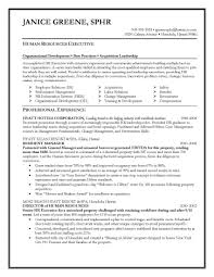 Captivating Resume Human Resource Manager Sample Also Powerful