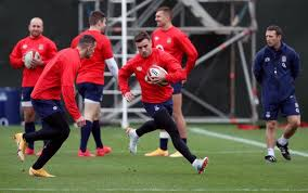 George Ford expects 'written off' Wales to launch powerful challenge in  Llanelli | Free Press Series