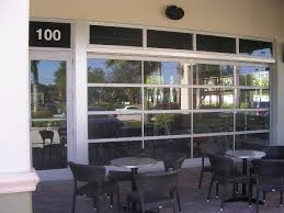 Used Commercial Glass Garage Doors For Sale commercial door sales