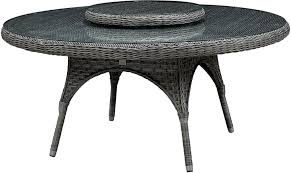 lorca outdoor 67 round dining table w
