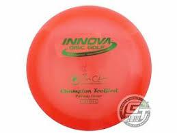 Details About New Innova Champion Teebird 175g Orange Green Foil Fairway Driver Golf Disc