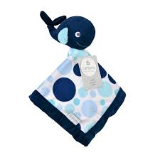 $12.99 Carter's Whale Security Blanket with Plush - Triboro Quilt ... & $12.99 Carter's Whale Security Blanket with Plush - Triboro Quilt Co. Adamdwight.com
