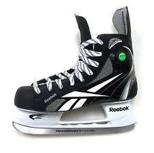 reebok 50k skates. reebok xt pro pump ice hockey skates senior size 9.5 d new xtpro sr sz men 50k 8