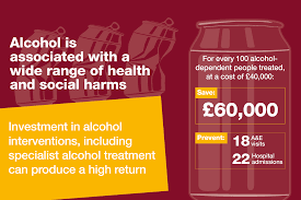 health matters harmful drinking and alcohol dependence public what s more the impact of harmful drinking and alcohol dependence effects the most vulnerable groups in society those in the lowest income bracket and