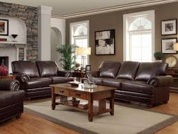 prestige living room furniture brown bonded leather sofa couch loveseat set