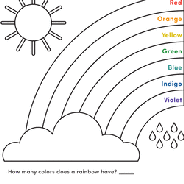 Coloring pages related to festivals like christmas, halloween and spring season also increase their knowledge level. Worksheets For Kids Free Printables Education Com
