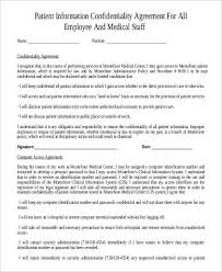 Data Confidentiality Agreement Inspiration 44 Confidentiality Agreement In PDF Sample Templates