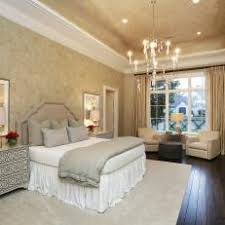 Traditional Master Bedroom With Double Tray Ceiling
