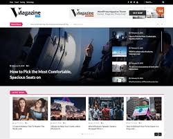 best news template for blogger 25 best free wordpress news magazine themes 2019